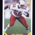 1993 Topps Football #239 Ken Harvey - Phoenix Cardinals