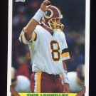 1993 Topps Football #069 Chip Lohmiller - Washington Redskins
