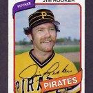 1980 Topps Baseball #694 Jim Rooker - Pittsburgh Pirates Vg