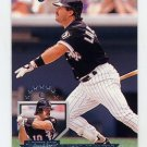 1995 Donruss Baseball #517 Mike LaValliere - Chicago White Sox