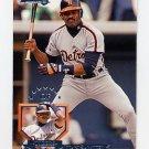 1995 Donruss Baseball #506 Juan Samuel - Detroit Tigers