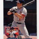 1995 Donruss Baseball #417 Gregg Jefferies - St. Louis Cardinals