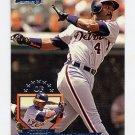1995 Donruss Baseball #407 Tony Phillips - Detroit Tigers