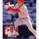 1995 Donruss Baseball #402 Doug Strange - Texas Rangers