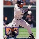 1995 Donruss Baseball #383 Roberto Mejia - Colorado Rockies