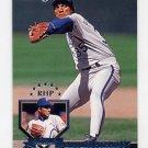 1995 Donruss Baseball #376 Hipolito Pichardo - Kansas City Royals