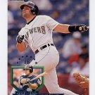 1995 Donruss Baseball #232 John Jaha - Milwaukee Brewers