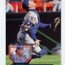 1995 Donruss Baseball #171 Kelly Stinnett - New York Mets