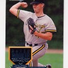 1995 Donruss Baseball #163 Jon Lieber - Pittsburgh Pirates