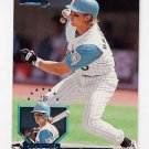1995 Donruss Baseball #085 Bret Barberie - Florida Marlins