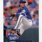 1995 Donruss Baseball #080 Mark Gubicza - Kansas City Royals