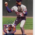 1995 Donruss Baseball #015 Mike Lansing - Montreal Expos