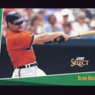 1993 Select Baseball #378 Glenn Davis - Baltimore Orioles