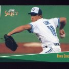 1993 Select Baseball #361 David Cone - Toronto Blue Jays