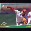 1993 Select Baseball #163 Jose Rijo - Cincinnati Reds