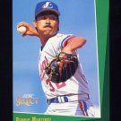 1993 Select Baseball #147 Dennis Martinez - Montreal Expos