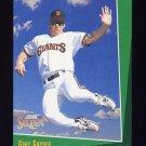 1993 Select Baseball #071 Cory Snyder - San Francisco Giants