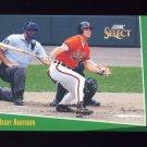1993 Select Baseball #056 Brady Anderson - Baltimore Orioles