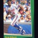 1993 Select Baseball #043 Delino DeShields - Montreal Expos