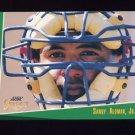 1993 Select Baseball #026 Sandy Alomar Jr. - Cleveland Indians