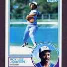 1983 Topps Baseball #427 Roy Lee Jackson - Toronto Blue Jays