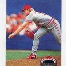 1992 Stadium Club Baseball #530 Norm Charlton - Cincinnati Reds