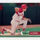 1994 Stadium Club Baseball #363 Hal Morris - Cincinnati Reds