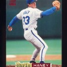 1994 Stadium Club Baseball #154 Chris Haney - Kansas City Royals