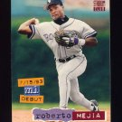 1994 Stadium Club Baseball #021 Roberto Mejia - Colorado Rockies