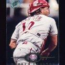 1995 Stadium Club Baseball #263 Darren Daulton - Philadelphia Phillies