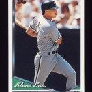 1994 Topps Baseball #662 Steve Sax - Chicago White Sox