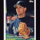 1994 Topps Baseball #376 Roger Salkeld - Seattle Mariners