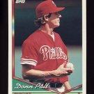 1994 Topps Baseball #328 Donn Pall - Philadelphia Phillies