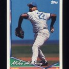 1994 Topps Baseball #272 Mike Harkey - Chicago Cubs