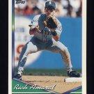 1994 Topps Baseball #233 Rich Amaral - Seattle Mariners