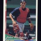 1994 Topps Baseball #197 John Flaherty - Boston Red Sox