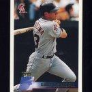 1996 Topps Baseball #296 Gary DiSarcina - California Angels