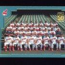 2001 Topps Baseball #760 Cleveland Indians TC