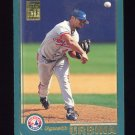 2001 Topps Baseball #525 Ugueth Urbina - Montreal Expos