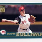 2001 Topps Baseball #477 Scott Sullivan - Cincinnati Reds