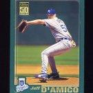2001 Topps Baseball #459 Jeff D'Amico - Kansas City Royals