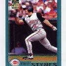 2001 Topps Baseball #139 Chris Stynes - Cincinnati Reds