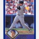 2003 Topps Baseball #167 Erubiel Durazo - Arizona Diamondbacks