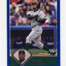 2003 Topps Baseball #162 Greg Vaughn - Tampa Bay Devil Rays