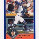2003 Topps Baseball #139 Brandon Inge - Detroit Tigers