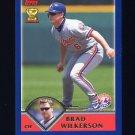 2003 Topps Baseball #059 Brad Wilkerson - Montreal Expos