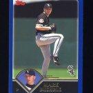 2003 Topps Baseball #047 Mark Buehrle - Chicago White Sox