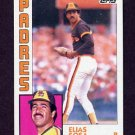 1984 Topps Baseball #503 Elias Sosa - San Diego Padres