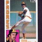 1984 Topps Baseball #277 Eddie Whitson - San Diego Padres