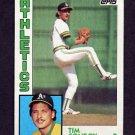 1984 Topps Baseball #189 Tim Conroy - Oakland A's